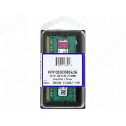 Kingston KVR16S11/4 4GB  DDR3-1600 Notebook RAM
