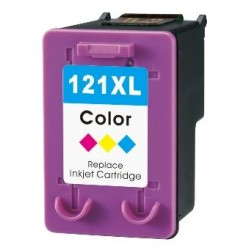 HP CC644HE (121c) Generic Cartridge Tri-Colour