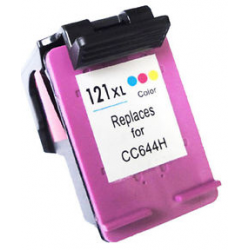 LHS - HP 121XL Tri Colour Cartridge