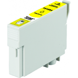 Epson E1284 Compatible Yellow Cartridge