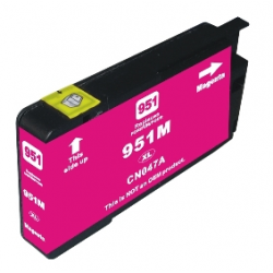 HP 951XL Magenta Compatible Cartridge