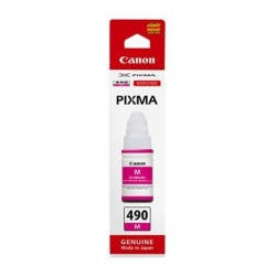 Canon GI-490 Magenta 70ml Ink Bottle - 7000 Pages