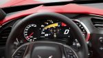 Chev Stringray C7 instrument cluster