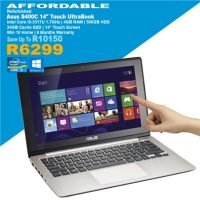Asus S400C 14-inch refurbished