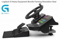 Logitech G Heavy Equipment Bundle Farming Simulation Gear