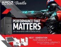 AMD A-Series bundles