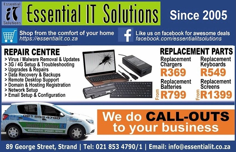 Essential IT Solutions services