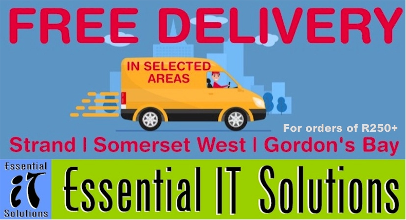 Essential IT Solutions free delivery